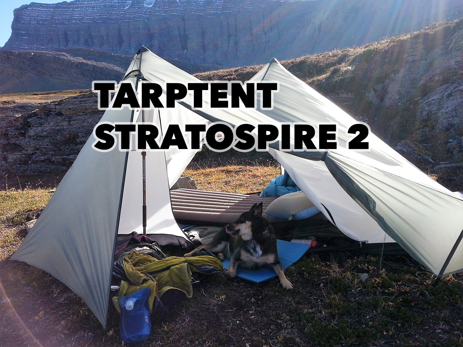 TARPTENT STRATOSPIRE 2 REVIEW