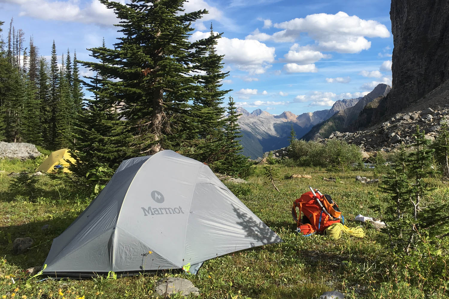 Marmot Force UL 2P & Marmot Force UL Tent Review | Mountain Moxie