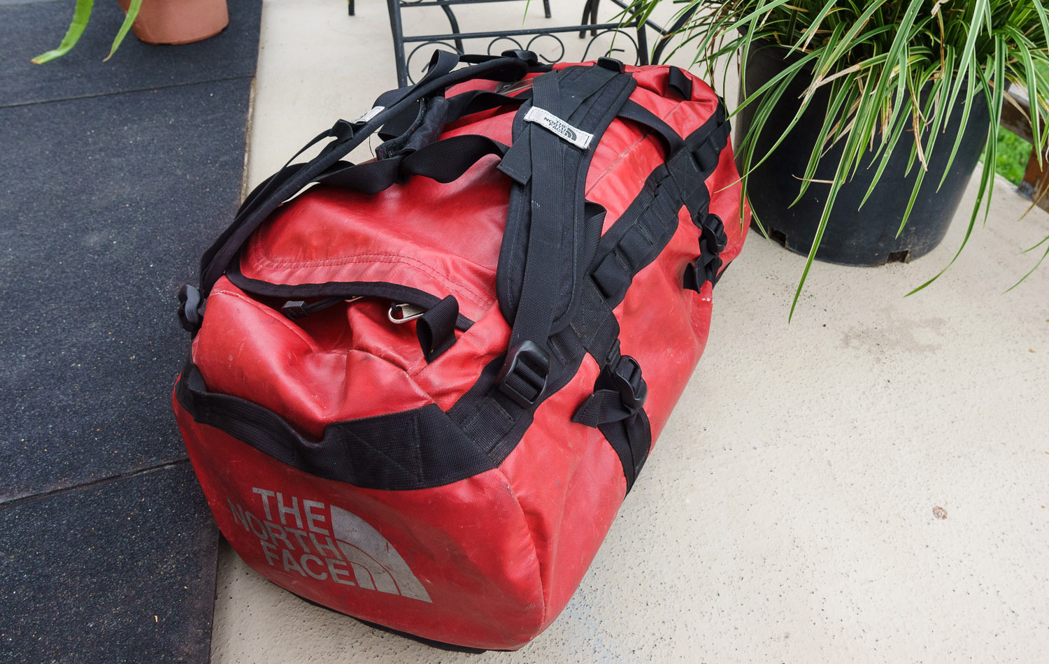 ae47d5b397 Long Term Review  The North Face Base Camp Duffel
