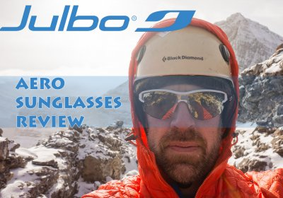 We review the Julbo Aero Sunglasses