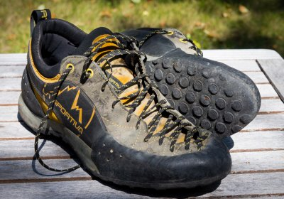 La Sportiva Ganda Approach Shoes - Review