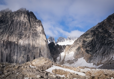 The Bugaboos by Ian Greant