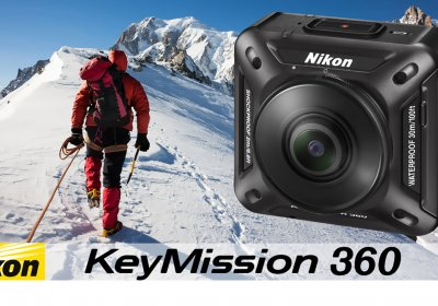 Nikon KeyMission 360 Preview