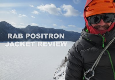 Review of the Rab Positron Jacket
