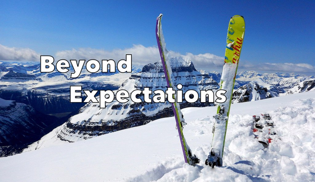Beyond Expectations - Columbia Icefields Trip Report