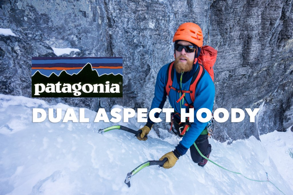 Review of the Patagonia Dual Aspect Hoody