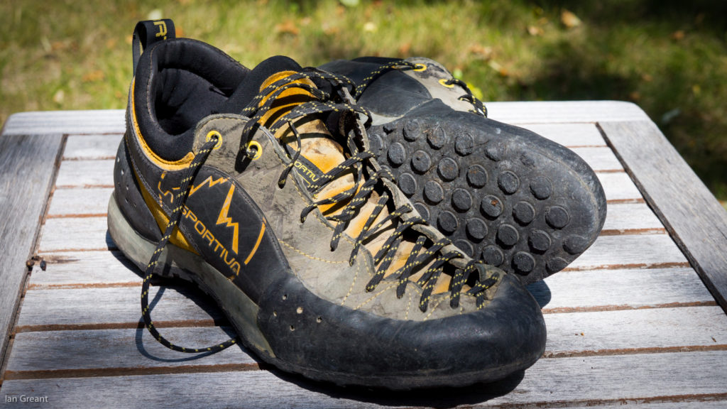 La Sportiva Ganda Approach Shoe Review