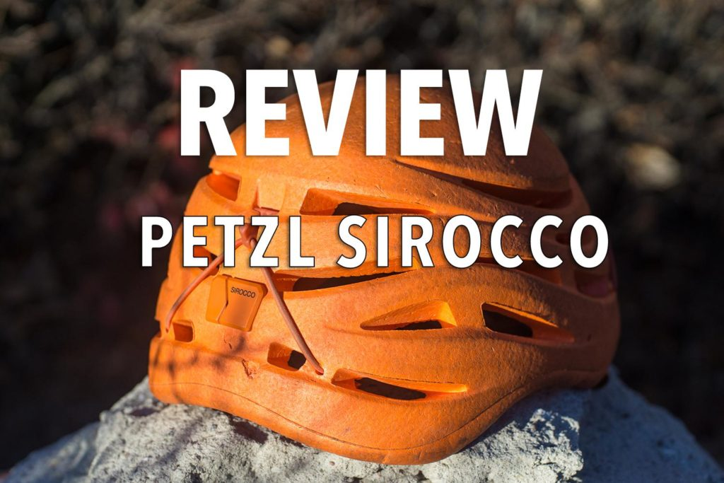Long term review Petzl Sirocco Climbing Helmet