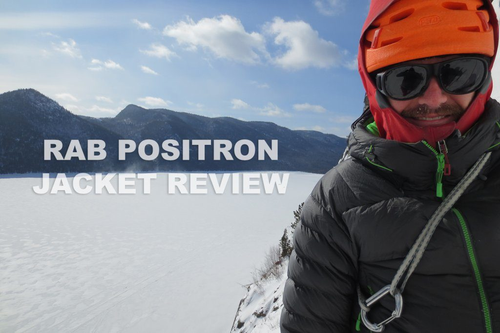 Rab Positron Jacket Review